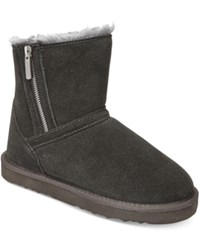 Styleandco. Style Co. Ciley Cold Weather Boots Only At Macy's Women's Shoes Grey