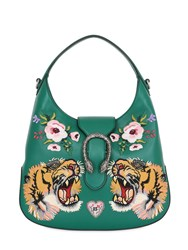 Gucci Small Dionysus Hobo Embroidered Leather