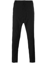 Poeme Bohemien 'American Pocket' Trousers Black