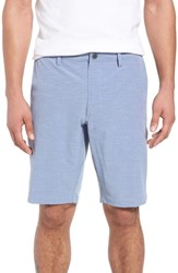 7 Diamonds Existence Stretch Shorts Lt. Blue