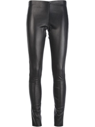 P.A.R.O.S.H. 'Malika' Leggings Black