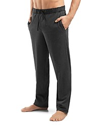 Hanro Night And Day Knit Lounge Pants Enigma Melange