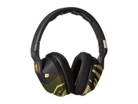 Skullcandy Crusher Camo Slate Orange Headphones Black