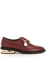 Coliac Pendant Detail Low Heel Loafers 60