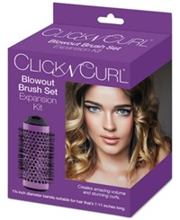Babyliss Click N Curl Blowout Brush Set Expansion Kit Bedding N A