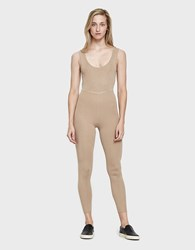 Which We Want Lucy Jumpsuit Tan