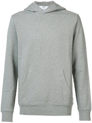 Wesc Mike Hoodie Men Cotton M Grey
