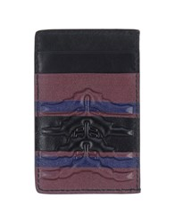 Alexander Mcqueen Small Leather Goods Document Holders