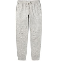Reigning Champ Slim Fit Loopback Cotton Jersey Sweatpants Gray