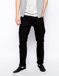 Weekday Jeans Wednesday Slim Fit Black