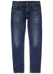 Citizens Of Humanity Bowery Dark Blue Straight Leg Jeans