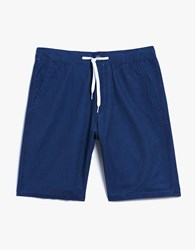 Native Youth Doniford Short Indigo