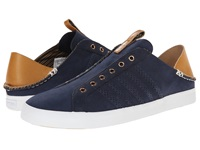 K Swiss By Billy Reid Belmont Slo Nl Navy Nubuck Sheepskin Leather Men's Shoes