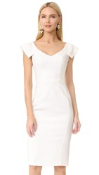 Black Halo Brooks Sheath Dress Porcelain