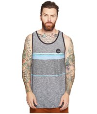 Rip Curl All Time Tank Top Charcoal Men's Sleeveless Gray