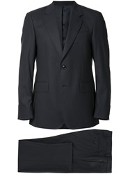 Cerruti 1881 Two Piece Formal Suit Blue