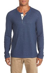 Men's Wallin And Bros. 'Motherwell' Long Sleeve Henley