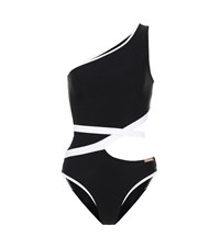 Alexandra Miro Tatiana One Piece Swimsuit Black