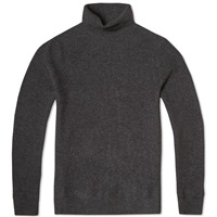 Norse Projects Marius Wool Knit Charcoal Melange