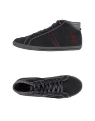 U.S. Polo Assn. U.S.Polo Assn. Footwear High Tops And Trainers Men