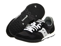 Saucony Bullet Black Silver Women's Classic Shoes