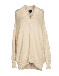 Hotel Particulier Sweaters Ivory