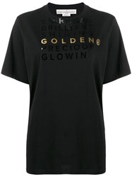 Golden Goose Multi Words Printed T Shirt 60