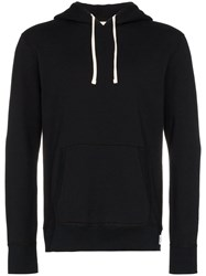 Reigning Champ Terry Pullover Hoodie Black