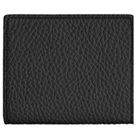 Maison Takuya Multi Card Wallet Black With White Lining