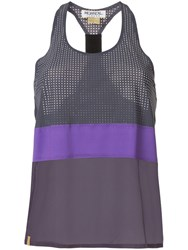 Monreal London Racer Tank Top Multicolour