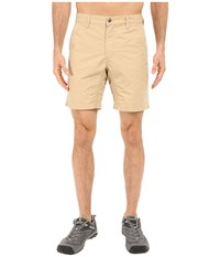 Mountain Khakis Broadway Fit Poplin Short Khaki Men's Shorts