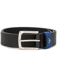 Emporio Armani Tongue Buckled Belt 60