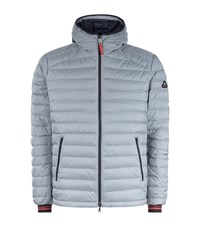 Bogner Fire Ice Hooded Puffer Jacket Male Grey