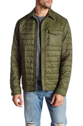 Joe Fresh Lightweight Puffer Jacket Green