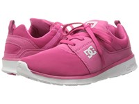 Dc Heathrow Raspberry Women's Skate Shoes Pink