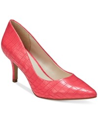 Alfani Women's Step 'N Flex Jeules Pumps Only At Macy's Women's Shoes Watermelon