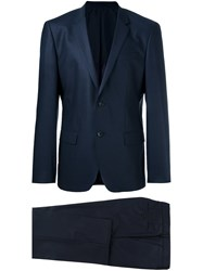 Hugo Boss Formal Suit Blue