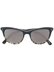 Oliver Peoples Jardinette Sunglasses Black