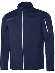 Galvin Green Men's Lance Interface Jacket Blue And White Blue And White
