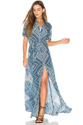 Tolani Amanda Dress Blue