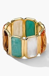 Women's Ippolita 'Rock Candy Gelato' Band Ring Yellow Gold Sailor