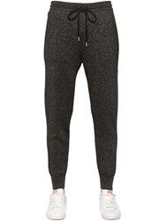 Markus Lupfer Cotton Lurex Knit Jogging Pants
