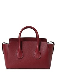 Bally Small Sommet Grained Leather Bag