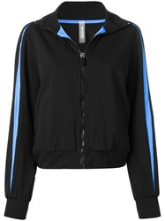 No Ka' Oi Zip Sport Jacket Black