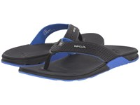 Rip Curl The Game Black Blue Men's Sandals