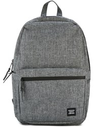 Herschel Supply Co. Front Pocket Backpack Grey