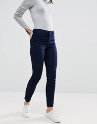Vero Moda Skinny Fit Jeans 30 Leg Dark Blue Denim