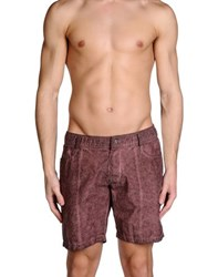 Paolo Pecora Swimwear Swimming Trunks Men
