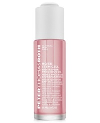 Peter Thomas Roth Rose Stem Cell Bio Repair Precious Oil Spf 15 1 Oz