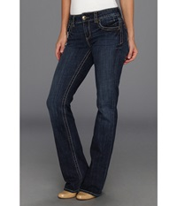 Kut From The Kloth Natalie Bootcut Long Inseam In Vagos Vagos Women's Jeans Blue